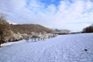 Obereisenbach im Winter