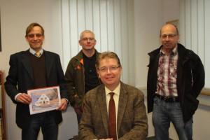 Notartermin bei Dr. Bernd Gilcher in Lauterecken, Hauskauf Tante Klara