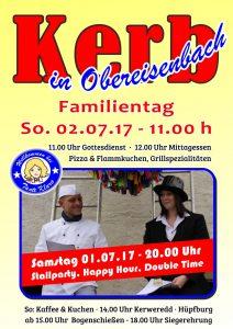 Kerb in Obereisenbach - Sonntag Familientag @ Um das Haus von Tante Klara | Sankt Julian | Rheinland-Pfalz | Deutschland